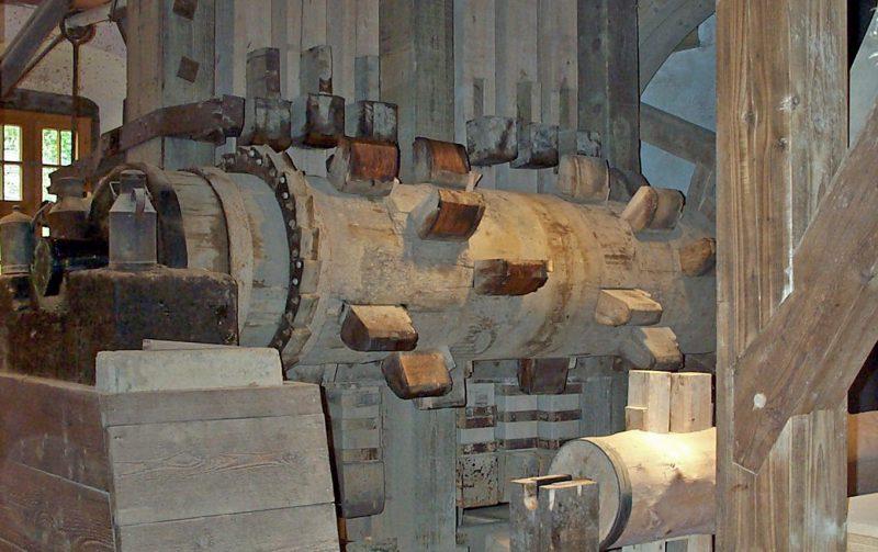 Neben dem Siebenschlehener Pochwerk befindet sich noch einen gut Restaurierte Silber Schmelzhütte aus dem Mittelalter. Beide Einrichtungen sind für Besucher zugänglich.