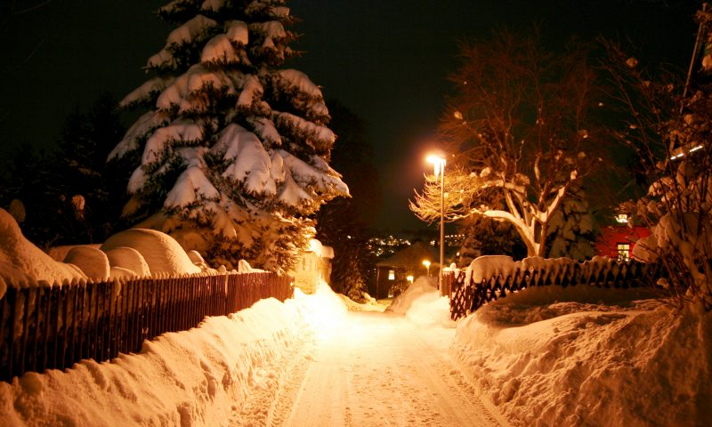 Winterzeit ist Zeit zum Relaxen aber auch für Aktivurlaub.