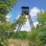 Silber, Kobalt und Uran wurden im Türkschacht bei Schneeberg abgebaut.