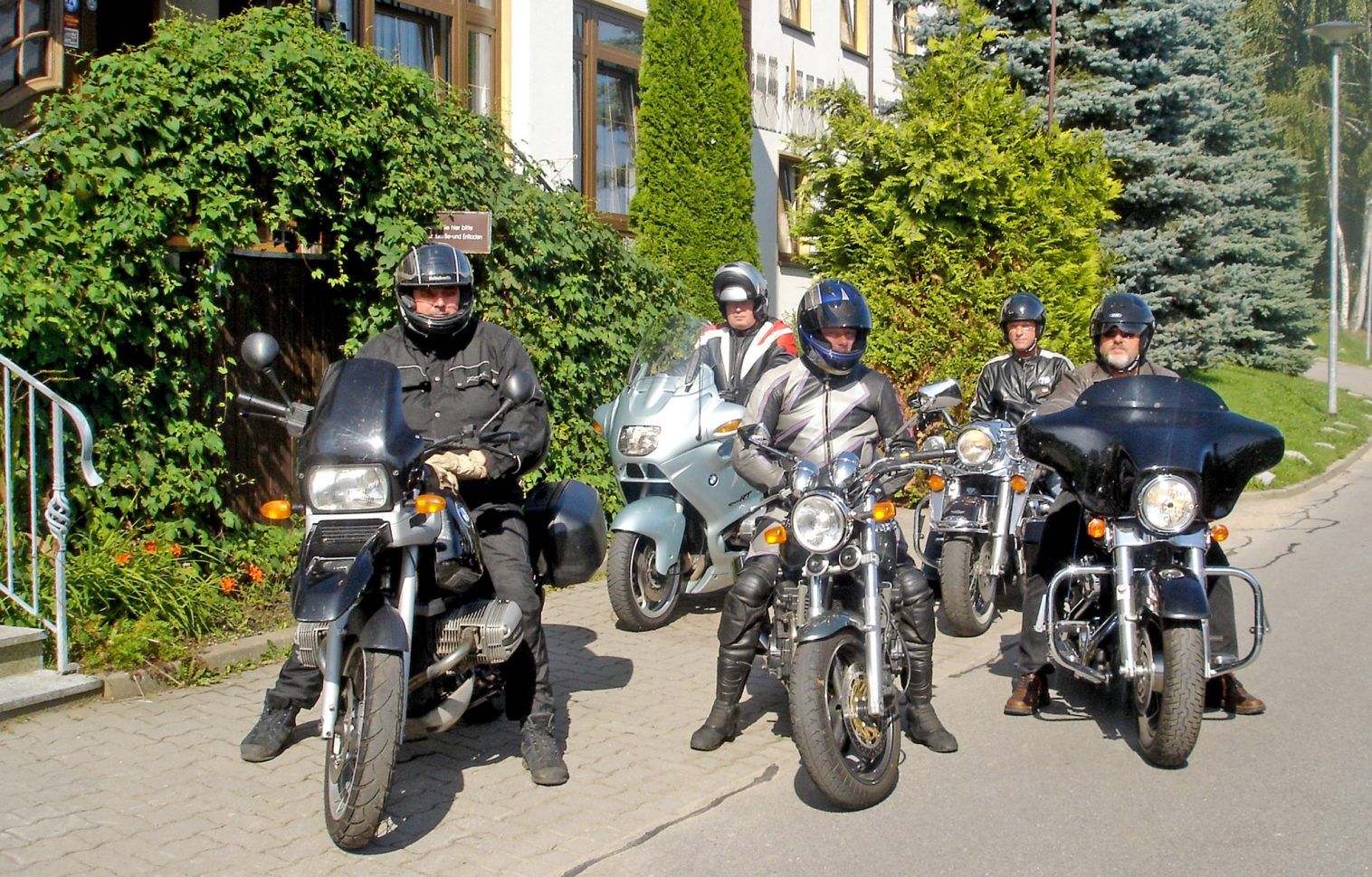 Ausgedehnte Touren bieten Fahrspaß ohne Ende